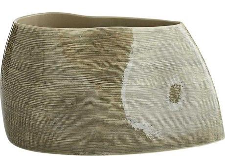 Arteriors Home Hazle Smoke Pine Decorative Plate ARH7419