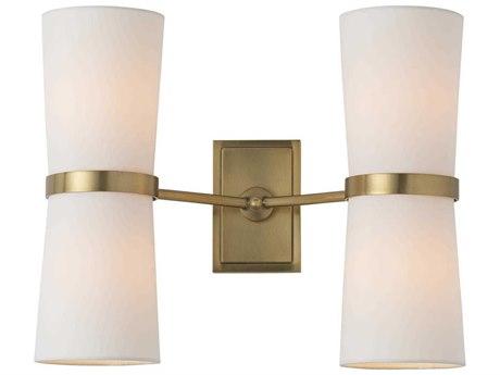 Arteriors Home Inwood Antique Brass Vanity Light ARH49040
