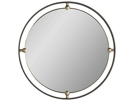 Arteriors Home Janey Natural Iron Wall Mirror ARH4183