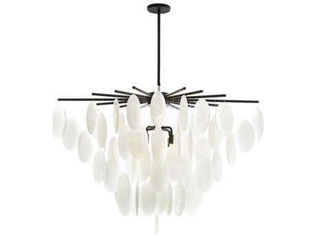 Arteriors Home Jay Jeffers Blackened 42'' Wide Glass ARHDJ89000
