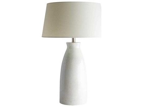 Arteriors Home Kenya Soft Celadon With Ecru Reactive Glaze Buffet Lamp ARH15601303