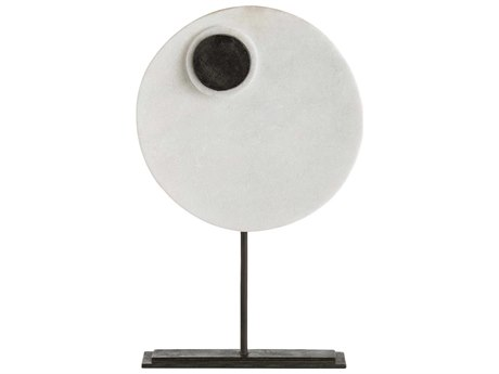 Arteriors Home Kiev White Sculpture ARH6421