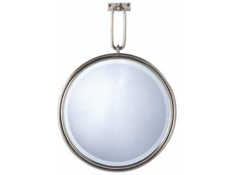 Arteriors Home Lander Polished Nickel 23.5''W x 33''H Wall Mirror ARH3130
