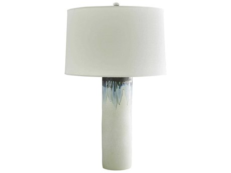 Arteriors Home Laurel Oceanside Reactive Glaze Buffet Lamp ARH11195177
