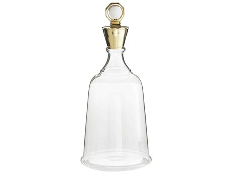 Arteriors Home Levi Clear Quartz Decanter ARH4516