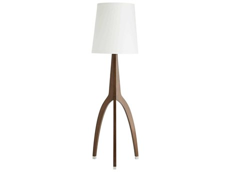 Arteriors Home Linden Walnut Floor Lamp ARH76492333