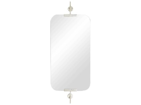 Arteriors Home Madden Polished Nickel Wall Mirror ARH6873
