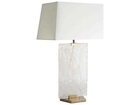 Arteriors Home Maddox Opal Swirl Buffet Lamp ARH49118601