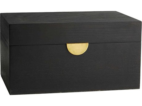 Arteriors Home Margeaux Ebony Jewelry Box ARH6879