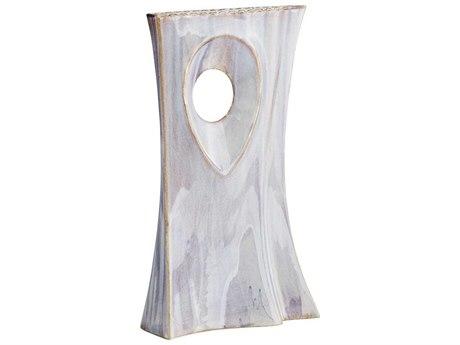 Arteriors Home Milo Glaciel Reactive Glaze Vase ARH7420