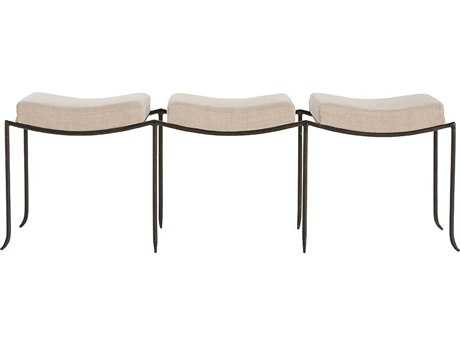 Arteriors Home Mosquito Natural Large Accent Bench