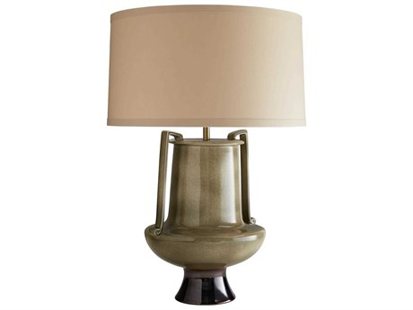 Arteriors Home Murdock Lichen With Coffee Metallic Glaze Buffet Lamp ARH11014788