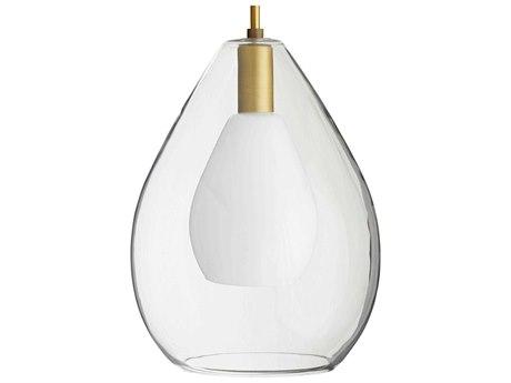 Arteriors Home Nala Clear 15'' Wide Glass Pendant ARH49098