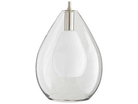Arteriors Home Nala Clear 15'' Wide Glass Pendant ARH49174