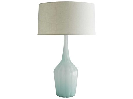 Arteriors Home Nemeth Morning Mist Glass Buffet Lamp ARH17444892