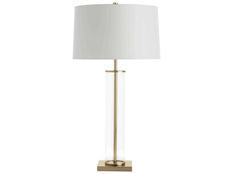 Arteriors Home Norman Antique Brass Buffet Lamp ARH49027598