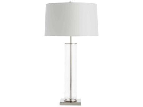 Arteriors Home Norman Polished Nickel Buffet Lamp ARH49028616