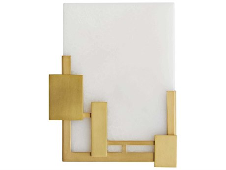 Arteriors Home Oberlin White Vanity Light ARH49101