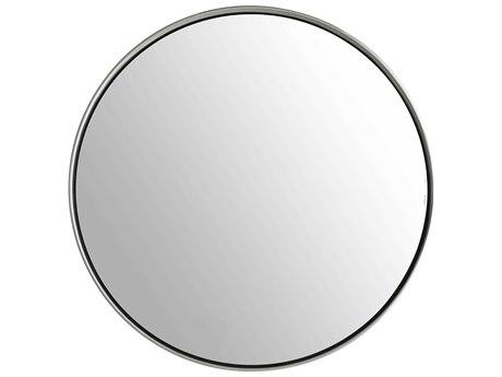 Arteriors Home Ollie Polished Nickel Wall Mirror ARH6497
