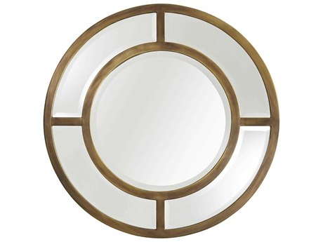 Arteriors Home Orlando Antique Brass Wall Mirror ARH6870