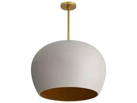 Arteriors Home Patton Egg Shell 22'' Wide Pendant ARH45050