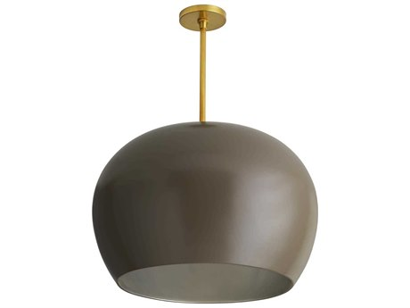 Arteriors Home Patton Taupe 22'' Wide Pendant