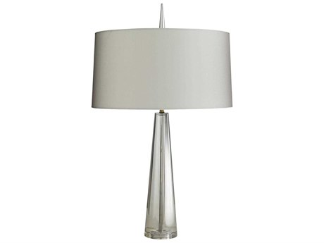 Arteriors Home Pinnacle Smoke Buffet Lamp ARH49312374