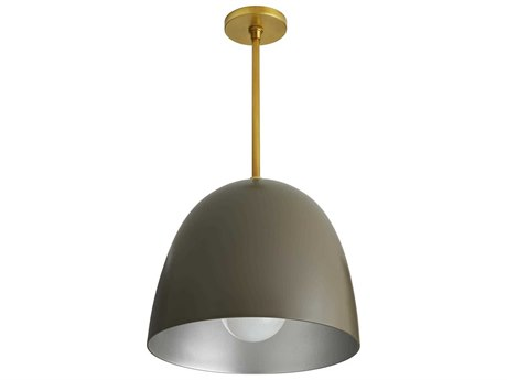 Arteriors Home Ponce Taupe 15'' Wide Pendant ARH45054