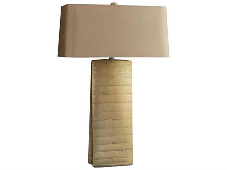 Arteriors Home Ravi Scratched Gilt Gold Buffet Lamp ARH17419553