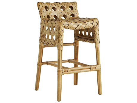 Arteriors Home Richmond Natural Side Bar Height Stool ARH5535