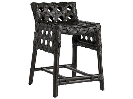 Arteriors Home Richmond Espresso Side Counter Height Stool ARH5536