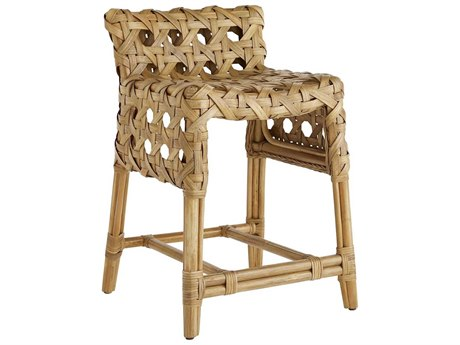 Arteriors Home Richmond Natural Side Counter Height Stool ARH5537