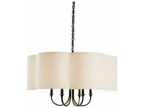 Arteriors Home Rittenhouse Bronze Six-Lights 42'' Wide Grand Chandelier ARH89421