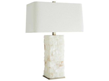 Arteriors Home Riyah White Buffet Lamp ARH49313375