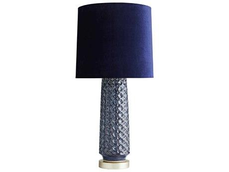 Arteriors Home Robinson Indigo Reactive Buffet Lamp ARH17518266