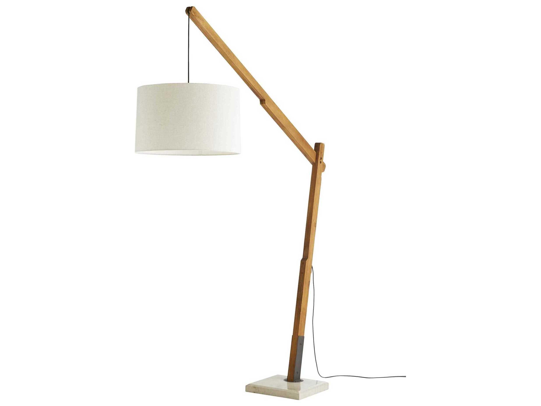 Arteriors Home Sarsa Natural Floor Lamp