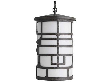 Arteriors Home Shani Aged Iron Outdoor Hanging Light ARH49222