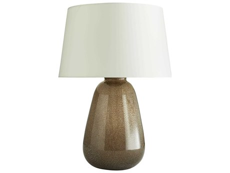 Arteriors Home Strata Thistle With Metallic Bubble Highlights Glass Buffet Lamp ARH17571505