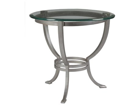 Artistica Home Andress 26'' Wide Round End Table ATS2008953