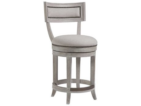 Artistica Home Apertif Bianco Swivel Counter Stool