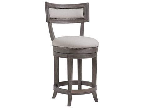 Artistica Home Apertif Grigio Swivel Counter Stool ATS20008954101