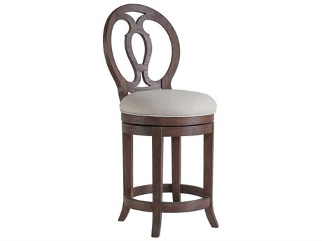 Artistica Home Axiom Marrone Swivel Counter Stool ATS20058954201