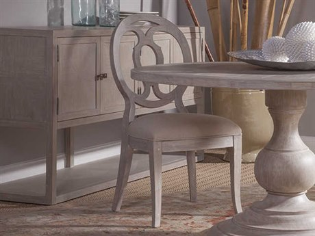 Artistica Home Axiom Bianco Dining Side Chair