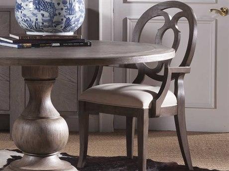 Artistica Home Axiom Grigio Dining Arm Chair ATS20058814101