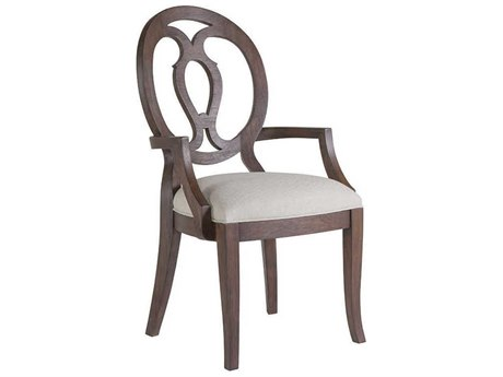 Artistica Home Axiom Marrone Dining Arm Chair ATS20058814201