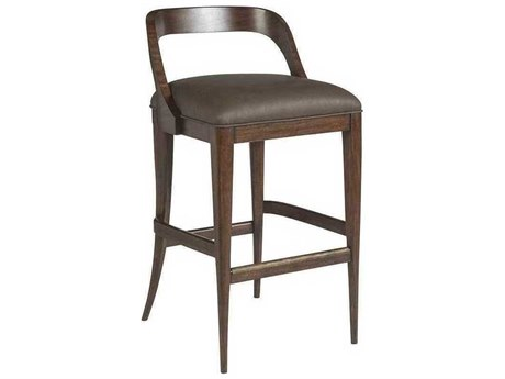 Artistica Beale Chocolate Brown Side Bar Height Stool ATS210489601