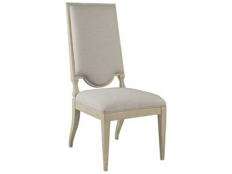 Artistica Beauvoir Natural Greige / Bianco Side Dining Chair