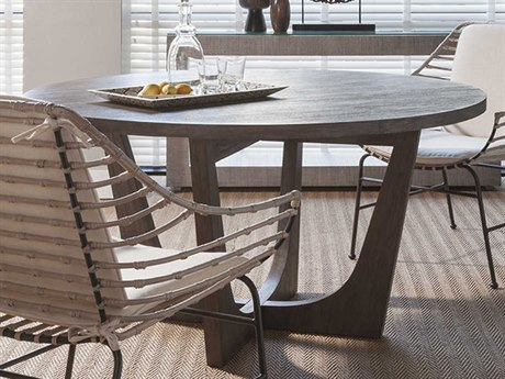 Artistica Home Brio Grigio 54'' Wide Round Dining Table ATS205887041