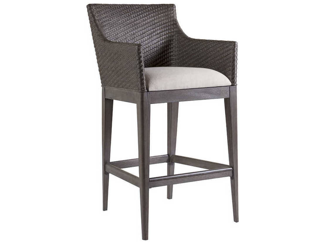 Marvelous Artistica Home Cadence Mahogany Bar Stool Caraccident5 Cool Chair Designs And Ideas Caraccident5Info