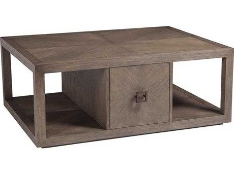 Artistica Credence Grigio 48'' Wide Rectangular Coffee Table